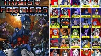 Transformers 1986 Audiobook (With Music)
