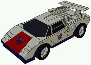 Transformers G1 Breakdown car