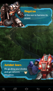 Transformers Rising Changing Gears Talk