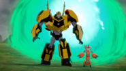 Fixit ja Bumblebee tulivat nähdyksi