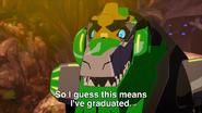 Grimlock speak with Drift (Combiner Force)