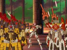 Omnicon Army (Break Through)