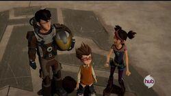 Orion Pax part 3 screenshot humans