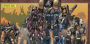 Reign of Starscream 5 Rescue Team