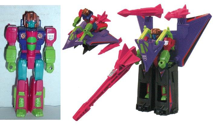 G1 Decepticans pièces RUNABOUT//runamuk repro Labels Transformers génération 1