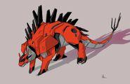 Transformers-Robots-In-Disguise-Grimlock-Concept-Art