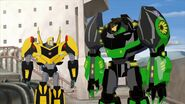 Bumblebee and Grimlock 2015 RID