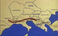 Transeuropemap