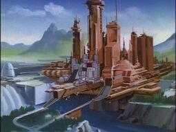 G1 Autobot City
