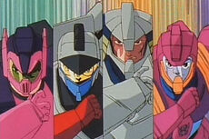 Masterforce turncoats