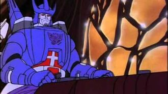 Transformers - Galvatron Treatment