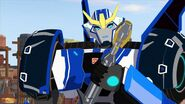 As the Kospego Commands! Strongarm weapon