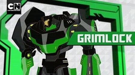 Meet Grimlock I Transformers Robots In Disguise I Cartoon Network