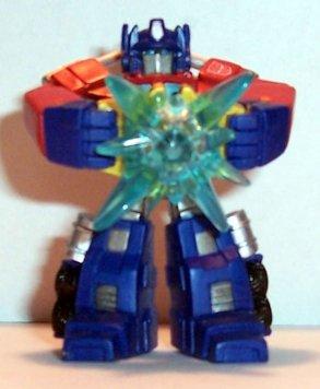 Vintage 1993 Transformers G2 OPTIMUS PRIME Laser Ion Cannon Blaster Gun