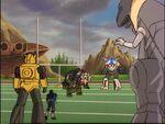 Atlantis Arise Autobots football