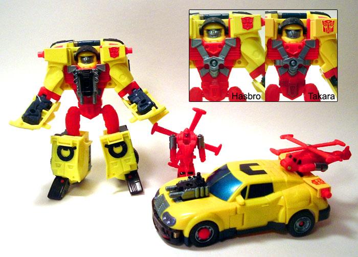 Transformers Energon Hot Shot Complete Deluxe