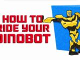 How to Ride Your Dinobot (Мультсериал)