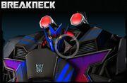 Transformers Universe Breakneck Face