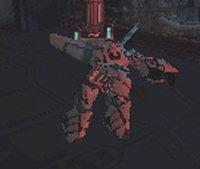 WFCDS Autobot artillery specialist