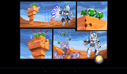 10 Angry Birds Transformers In-Game Comics Ultra Magnus Shoots