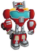 Rescue Bot Heatwave