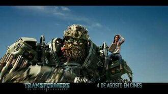 """Transformers El Último Caballero Tv Spot Fury 20"""""""