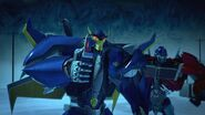 Triangulation Optimus and Dreadwing
