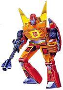 Rodimus Prime G1