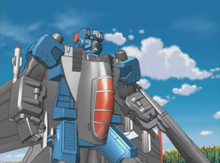Thundercracker (Cybertron Cartoon)