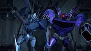 Deadlock Shockwave and Starscream