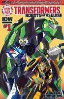 Transformers: Robots in Disguise (Комикс, 2015)