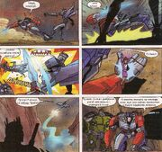 TF Egmont 2012-06 Optimus Prime Defeats Starscream