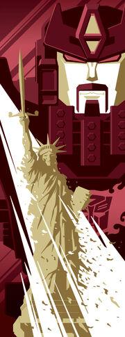 EyeInTheSky Rodimus and Statue of Liberty