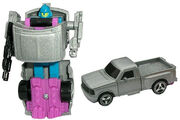 Generation 2 GoBot Ironhide Toy