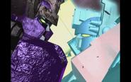 Optimus and Galvatron's Final Battle (Energon Series)
