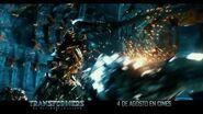 Transformers El Último Caballero AGGRO MALE