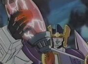 Transformers Zone Overlord with Energon-Z