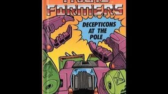 Decepticons at the Pole by John Grant - 1988 Transformers Audiobook