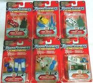 Energon Micromaster Protectobots