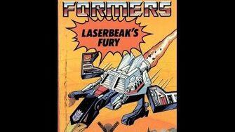 Laserbeak's Fury by John Grant - 1985 Transformers Audiobook