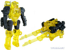Prime-toy FireboltYellow