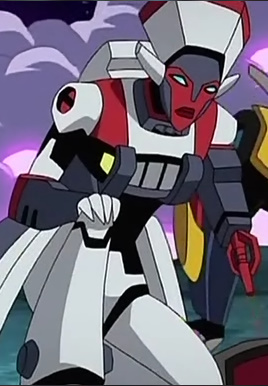 Red Alert Animated Transformers Wiki Fandom Powered By Wikia