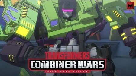 """Transformers Combiner Wars - Episode 6 """"A War of Giants"""""""