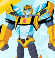Bumblebee Cyberverse