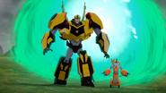 Fixit and Bumblebee (Halt.)