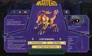 Hunt The Beasts Vertebreak Data
