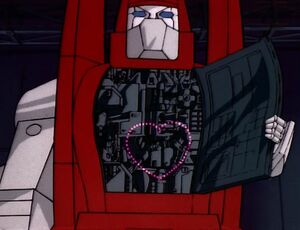 Powerglide heart