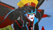 Windblade ready for action