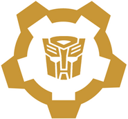 Energon Powerlinx Gold symbol