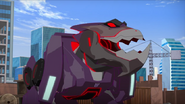 Underbite in Crown City (Combiner Force)